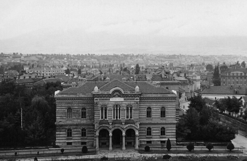 The Palace of the Holy Synod 1911